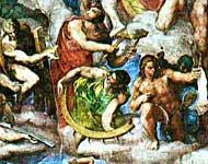 J2 Michel-Ange, Jugement Dernier 1, Voyage à Rome